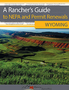 Cover - A Rancher's Guide to NEPA and Permit Renewals
