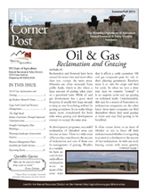 2013-Summer/Fall Cornerpost Newsletter